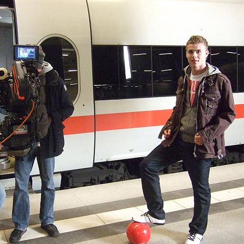 Deutsche Bahn TV-Spot