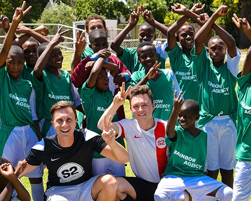 Charity Projekt Südafrika