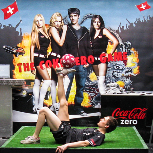Coke Zero Tour