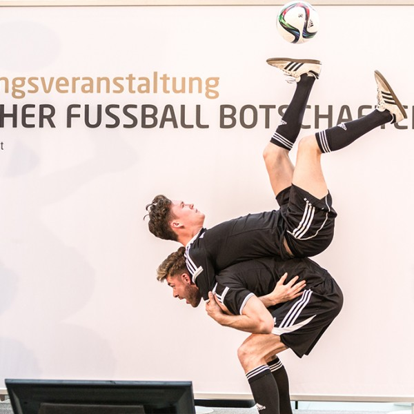 Deutscher Fussball Botschafter