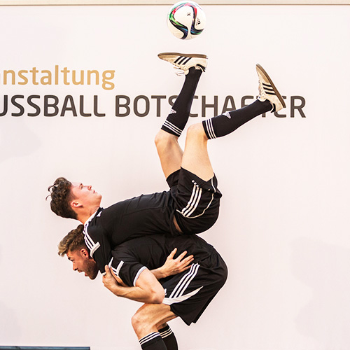 German Football Ambassador